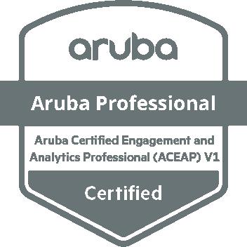 ITEC is Aruba certified