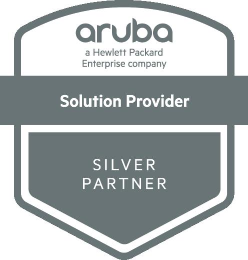 ITEC is an Aruba Silver Partner