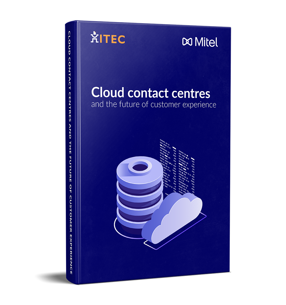 Mitel Cloud Contact Centers and the future of customer experience Resource