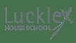 Luckley House grey logo